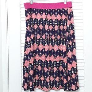 LulaRoe Woman's Skirt Size XL
